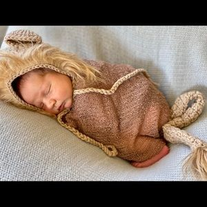 Other - Newborn Lion Outfit